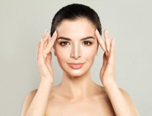 Eyelid lift and brow lift in Sacramento